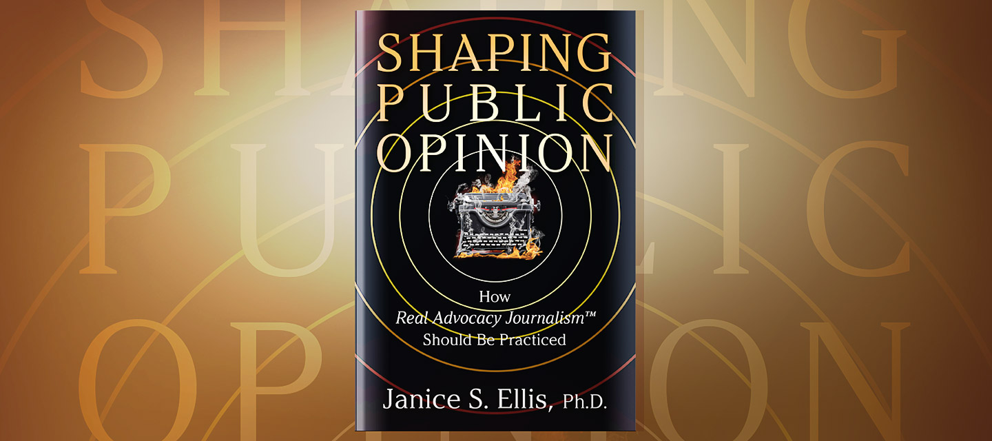 Shaping Public Opinion Cover